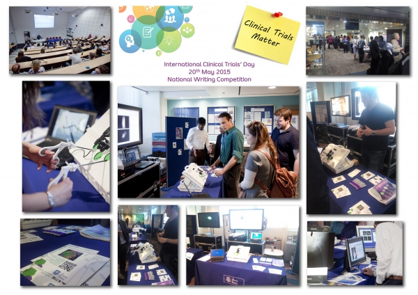 International Clinical Trials' Day 2015